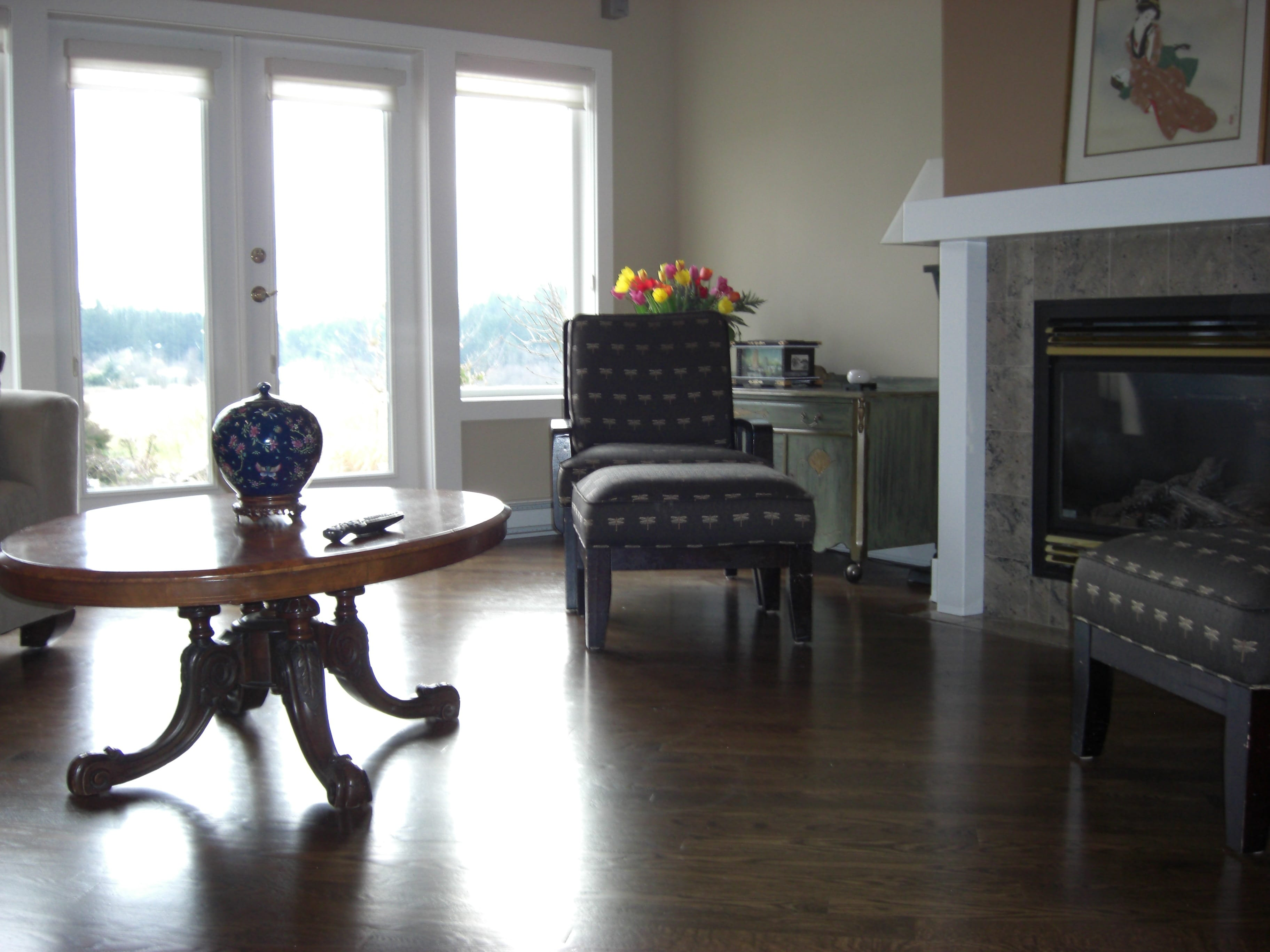 Prefinished Refinished Hardwood flooring